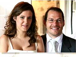 Jacques Villeneuve Johanna Martinez Wedding