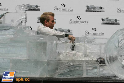Ice McLaren F1 Car