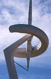 Barcelona Telecommunications Tower