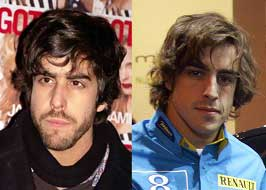 Fernando Alonso vs Adam Goldberg