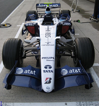 Lenovo AT&T Williams F1