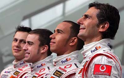 Gary Paffett - who farted?
