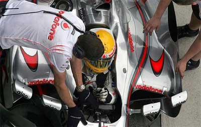 4-Mirrored McLaren F1