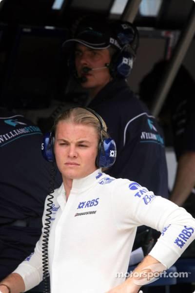 Nico Rosberg Girl