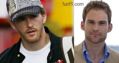 Scott Speed vs Seann William Scott or is it Sean William Scott?