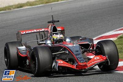 2009 McLaren F1
